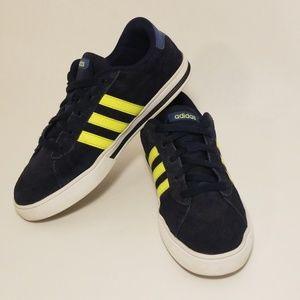 Adidas Neo Advantage Blue suede size 7